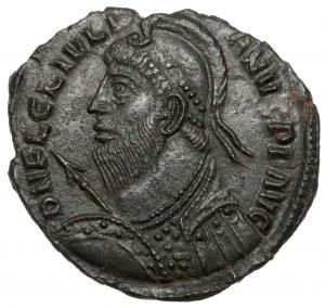 Julian II Apostata (360-363 n.e.) Follis, Heraklea