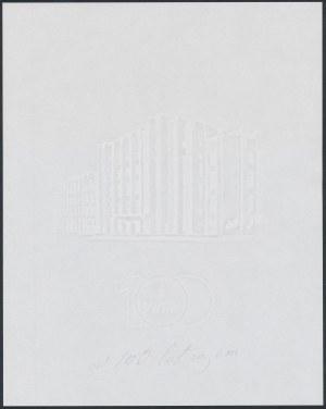 PWPW Papier ze znakiem wodnym na 100-lecie PWPW