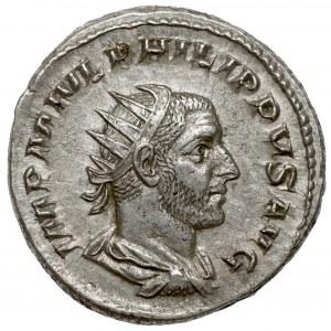 Filip I Arab (244-249 n.e.) Antoninian, Rzym