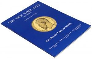 New York Sale 2005 - Rosja rzadkie monety i medale