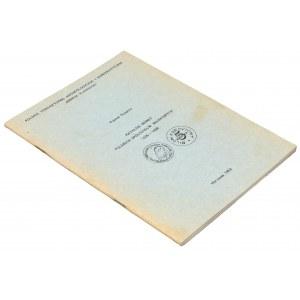Niemirycz - Katalogi monet polskich Spółdzielni Wojskowych 1925-1939