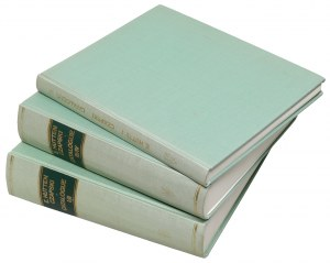 Czapski, Katalog kolekcji Tomy I-V [reprint Graz 1957]