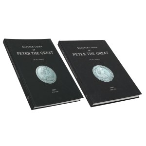 Diakov - Russian Coins of Peter the Great, Part 1&2 (1686-1725)
