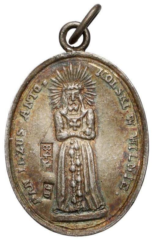 Pan Jezus Antokolski w Wilnie, 18?9 (1869?)