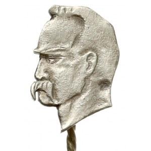 Józef Piłsudski - przypinka patriotyczna