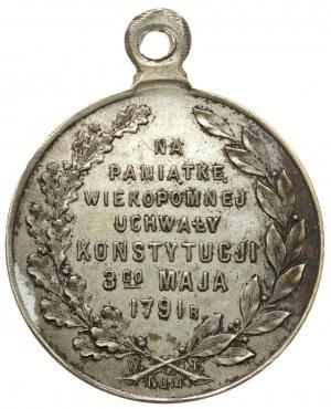 Na Pamiątkę Wiekopomnej Uchwały Konstytucji 3-go Maja 1791 r.