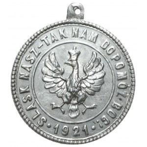 Medalik patriotyczny, Śląsk 1921 - III Powstanie Śląskie