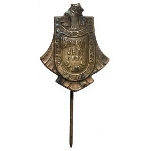 Znaczek Komitetu Pomocy Jeńcom przy Sejmie RP 1921