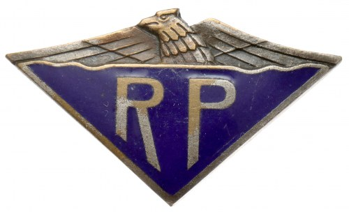 Odznaka, RP - Rodzina Policyjna