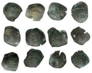 Bizancjum, Skifat Trachy - zestaw (12 szt)