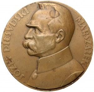 Medal Józef Piłsudski, 10-lecie Odzyskania Niepodległości 1928