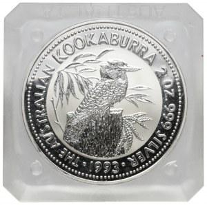 Australia, 2 dolary 1993, Kookaburra