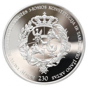 Litwa, 20 euro 2021 - Konstytucja 3 Maja