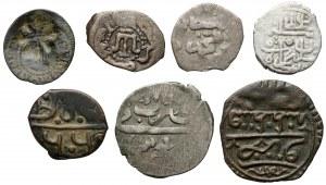 Turcja, Chanat Krymski 2. poł. XV - XVI w. (7szt)