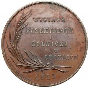 Medal Wystawa Przemysłowa i Rolnicza w Buczaczu w 1905