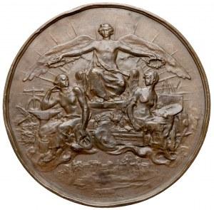 Medal, Powszechna Wystawa Krajowa we Lwowie 1894
