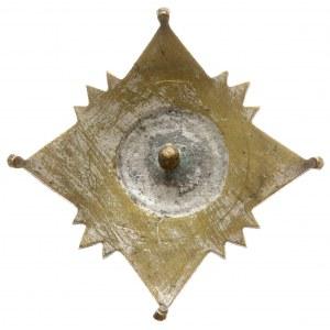 Odznaka 43 Pułk Strzelców Legion Bajończyków
