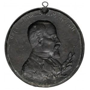 Medalion Henryk Sienkiewicz 1900 r.
