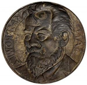 Medalion Jan Kasprowicz (E. Haupt)