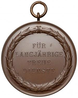 Medal Izby Rolniczej dla Prowincji Poznańskiej