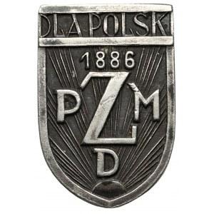 DLA POLSKI - Związek Polskiej Młodzieży Demokratycznej 1886-1936