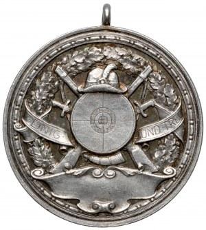 Niemcy, Medal strzelecki 1924 - Einig und Treu