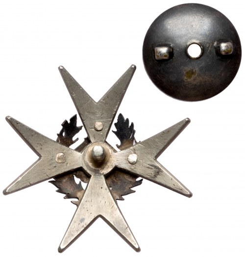 Odznaka PSZnZ, 1 Korpus - 2 Pułk Pancerny