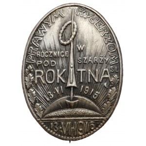 PRAWYM RYCERZOM w Rocznicę Szarży pod Rokitną 13.VI.1916 - 13.VI.1916