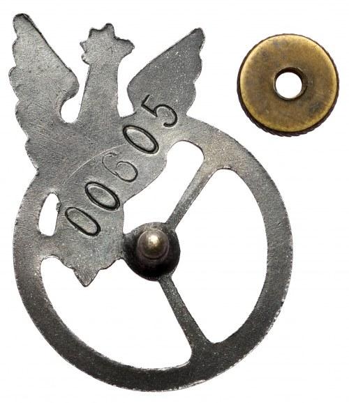 Odznaka PSZnZ, Wzorowy Kierowca