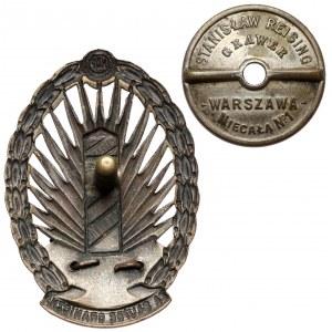 Odznaka Korpusu Ochrony Pogranicza