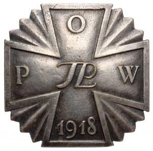 Odznaka JP POW 1918 - Polska Organizacja Wojskowa