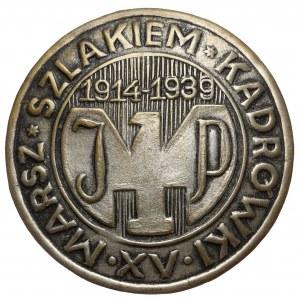 XV Marsz Szlakiem Kadrówki 1914-1939