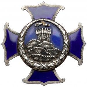 Odznaka, Za Obronę Śląska