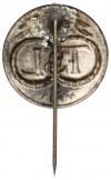 Znaczek na szpilce, TSL - 3 MAJA - orzeł na dwóch wieńcach
