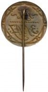 Znaczek na szpilce, TSL - 3 Maja - w mosiądzu 26.5mm