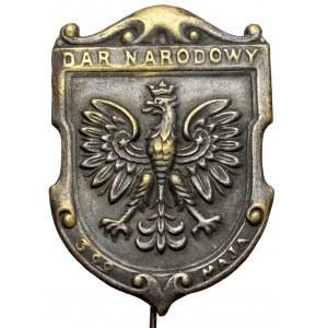 Znaczek na szpilce, DAR NARODOWY 3-GO MAJA