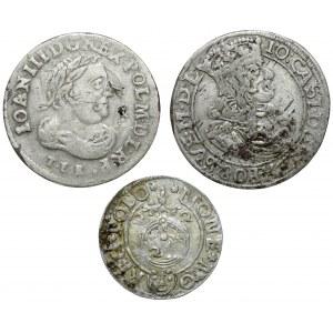 Szóstaki i Półtorak 1622-1684 (3szt)