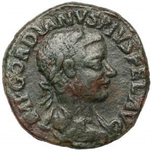 Gordian III (238-244 n.e.) Moesia Superior, Viminacjum, AE 20