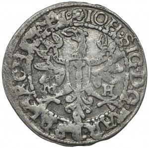 Brandenburg-Preussen, Johan Sigismund, 1/24 taler 1615 MH