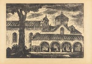 Acedański Zygmunt (1909-1991), Katedra Ormiańska we Lwowie