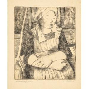 Waniek Eugeniusz (1906-2009), Rózia, 1933