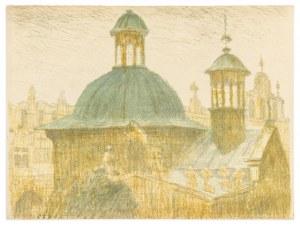 Wojnarski Jan (1879-1937), Kościół św. Wojciecha, 1911
