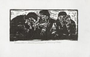 Stern Jonasz (1904-1988), Robotnicy z Semperitu, 1936