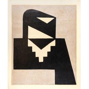 Wałach Stanisław (1919-1999), Egipt. [Bóg Seth, 1968]