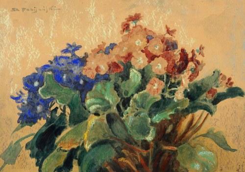 Stanisław Ignacy Poraj Fabijański (1865 Paryż - 1947 Kraków), Kwiaty