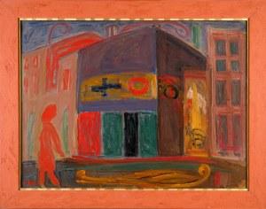 Maurice (Blumenkranc) Blond (1899 Łódź - 1974 Clamart, Francja), Miasto