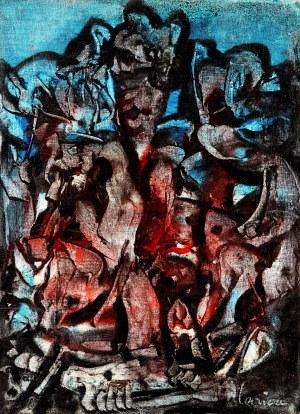 Alfred Lenica (1899 Pabianice - 1977 Warszawa), Inferno