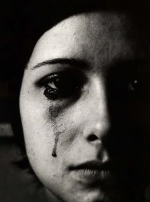 Jan Saudek (Ur. 1935 Praga), Płacząca
