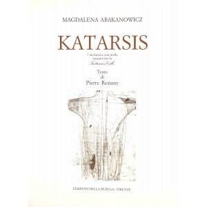 Magdalena Abakanowicz (1930 Falenty - 2017 Warszawa), Teka Katarsis, 1985