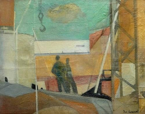 Jan ŚWIDERSKI (1913-2004), Budowa, 1952